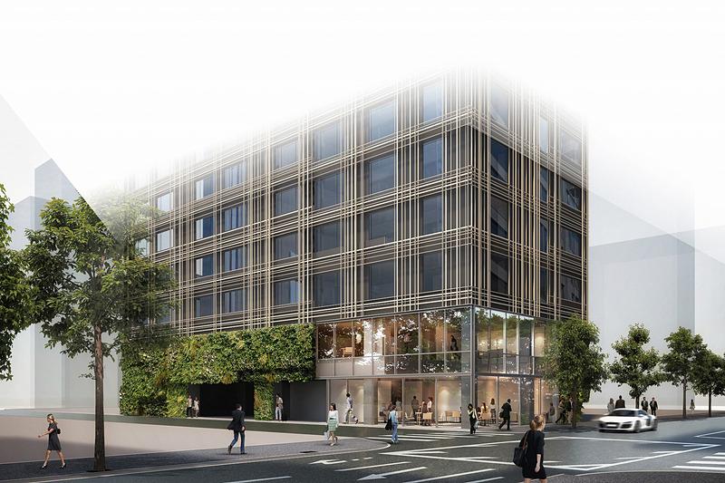 2021年春~夏に「東京エディション銀座」を開業する