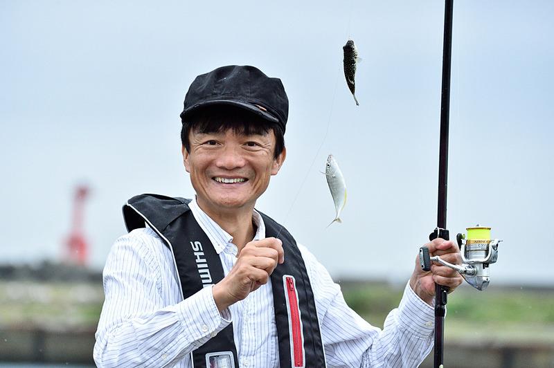 食べられる魚も釣れました!