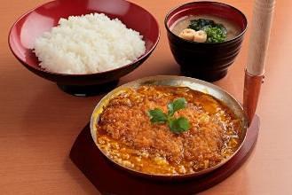 「浜松ポークかつ丼」通常980円→500円
