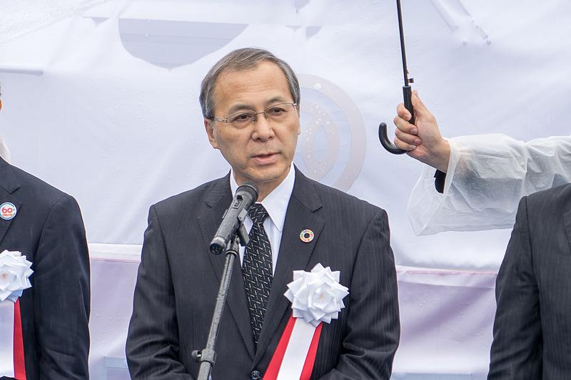 西武鉄道株式会社 代表取締役社長 若林久氏