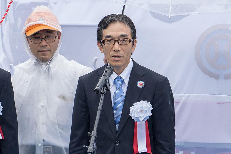 株式会社タカラトミー 代表取締役社長 小島一洋氏