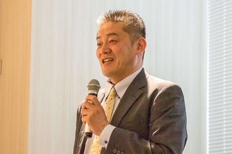 OAG Aviation Worldwide Limited 日本支社セールスマネージャー 山本洋志氏