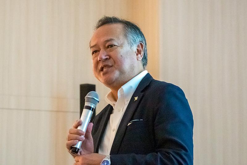 仙台国際空港株式会社 取締役・航空営業部長 岡崎克彦氏