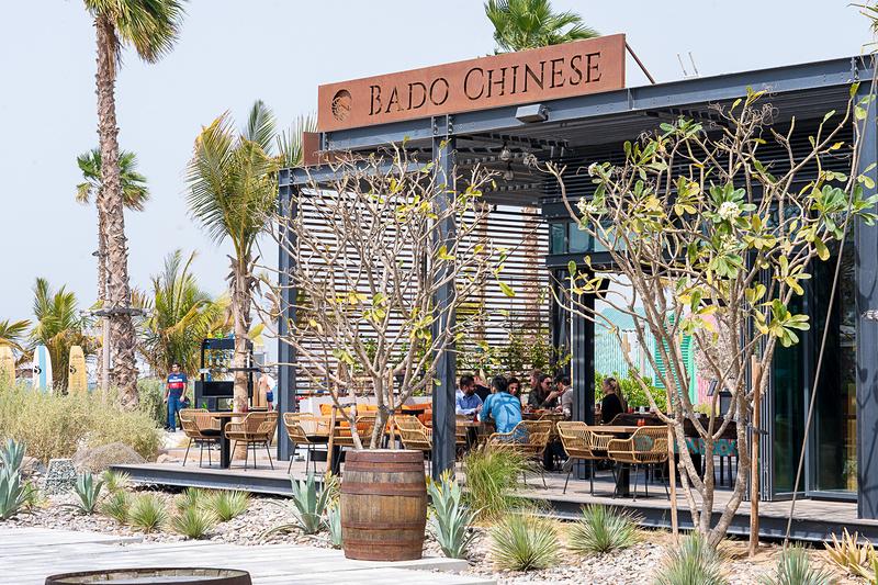 North側にある「Bado Chinese」でランチ
