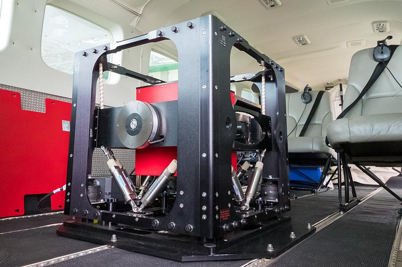 航空重力計