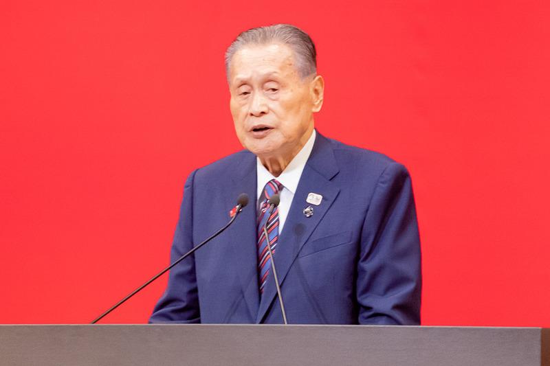 東京2020組織委員会会長 森喜朗氏