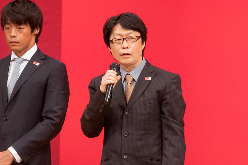 SIGNSPLAN代表の川西純市さん