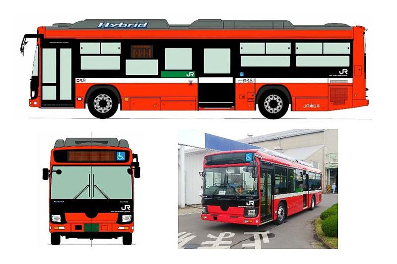 JR東日本が大船渡線BRTと気仙沼線BRTに新車を導入する