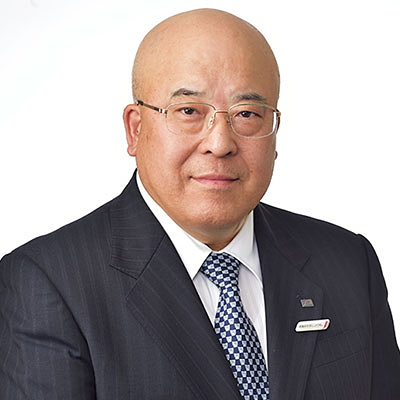 JTB 代表取締役 会長執行役員の田川博己氏