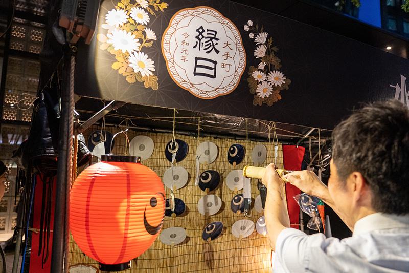 星のや東京オリジナルのてぬぐいなどが景品に