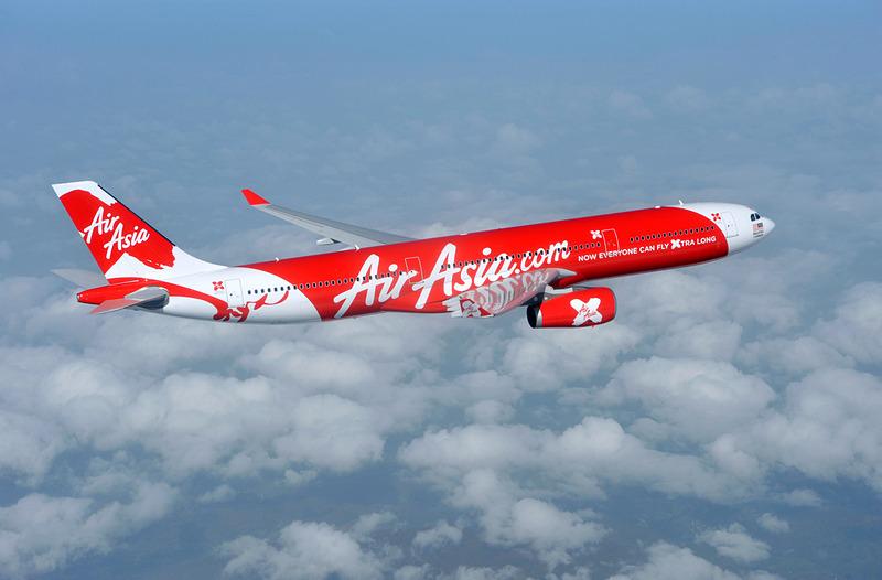 エアアジアXは成田~クアラルンプール線を11月20日に就航する