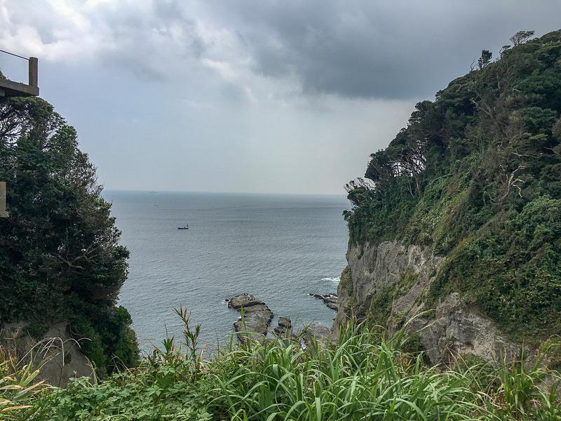 山2つの絶景