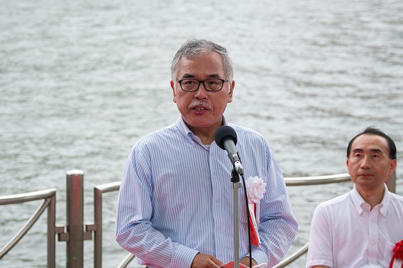 公益財団法人東京都公園協会 常務理事 五十嵐政郞氏