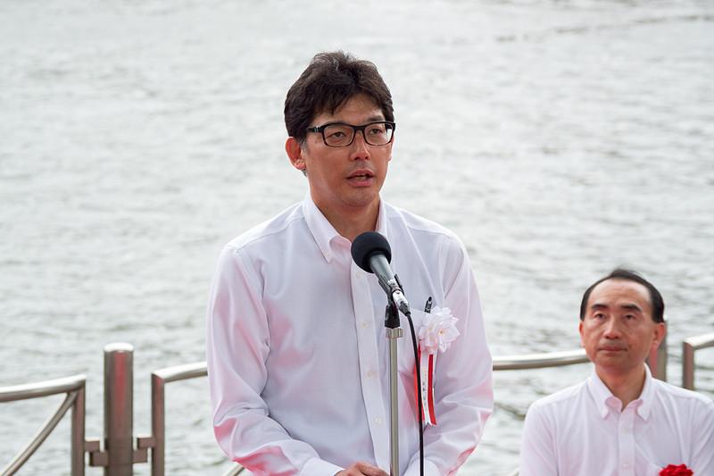アサヒビール株式会社 東京2020オリンピック・パラリンピック本部 担当部長 遠藤琢司氏