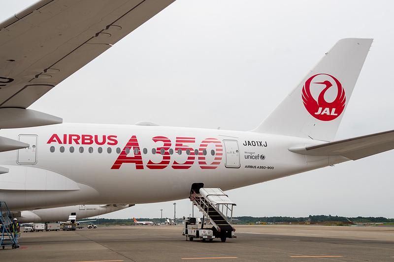 9月1日に就航するJALのエアバス A350-900型機を一足早く体験した