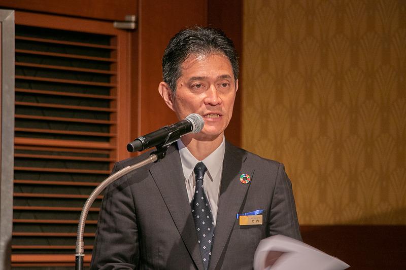 株式会社プリンスホテル 広報部長 竹内晃治氏