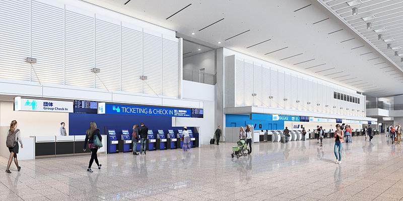 「ANA FAST TRAVEL」を9月3日から伊丹空港に順次導入する
