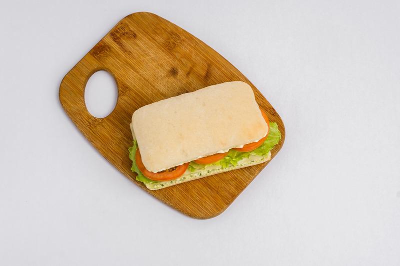 野菜ペスト・サンドイッチ