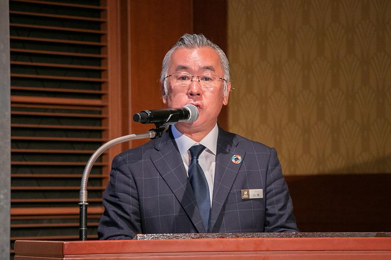 株式会社プリンスホテル 事業戦略部 ジェネラルマネジャー 広瀬康則氏