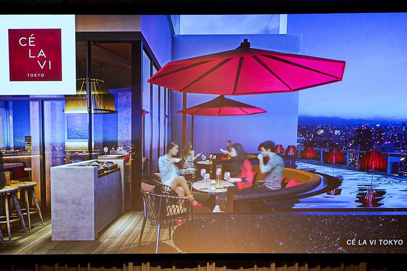 エンタテイメントレストラン「CE LA VI」が日本に初上陸。CE LA VI TOKYOのファイン・ダイニング