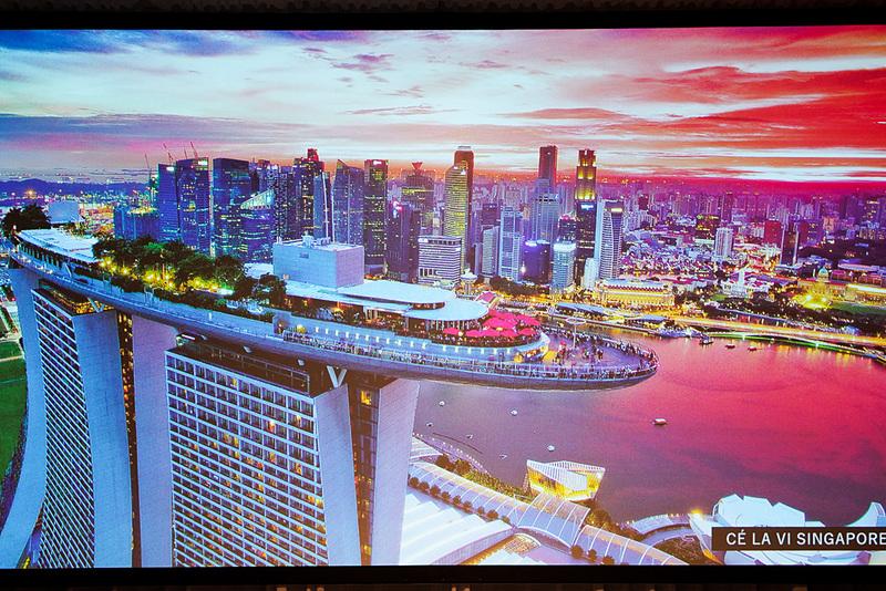 CE LA VIはシンガポールのマリーナ・ベイ・サンズにルーフトップナイトクラブを出店している