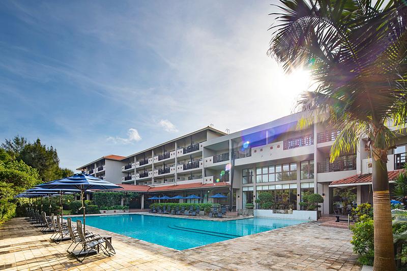 リゾートホテル「ホテルニラカナイ西表島」をリブランド