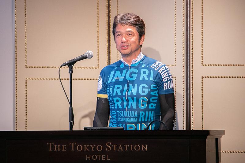 茨城県 知事 大井川和彦氏
