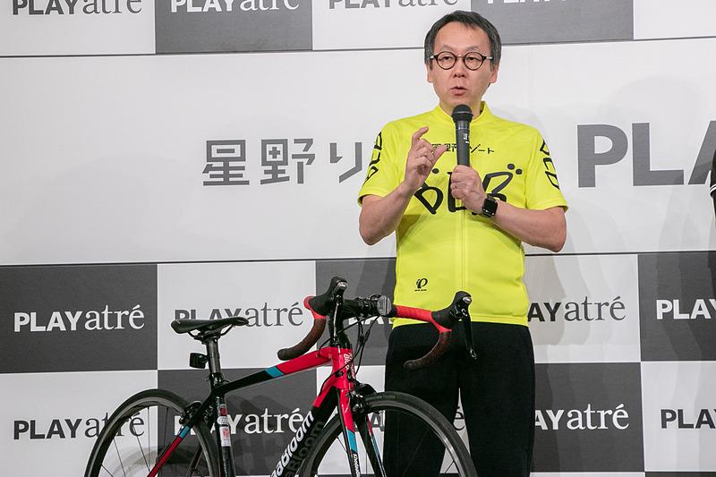 JR土浦駅直結のサイクリングリゾート「PLAYatre TSUCHIURA(プレイアトレ土浦)」に入居するホテルの運営を星野リゾートが担当し、ホテル名を「星野リゾート BEB5 土浦(ベブファイブ ツチウラ)」とすることを発表した