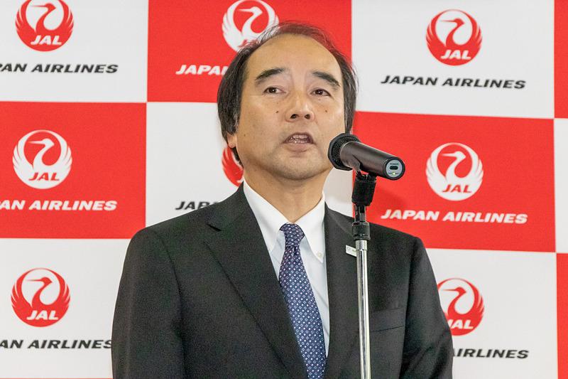 成田国際空港株式会社 取締役 営業部門長 田邉誠氏