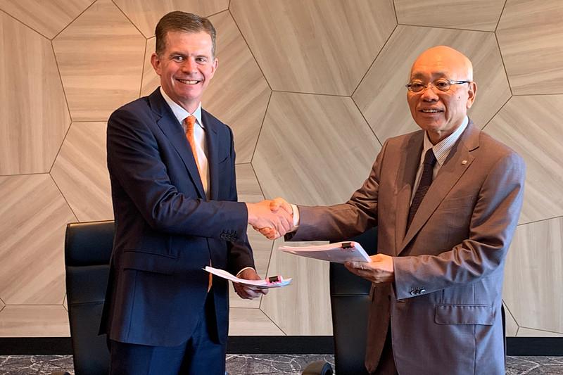 「ダブルツリーbyヒルトン富山」の運営受託契約を締結し、2022年の開業を目指す