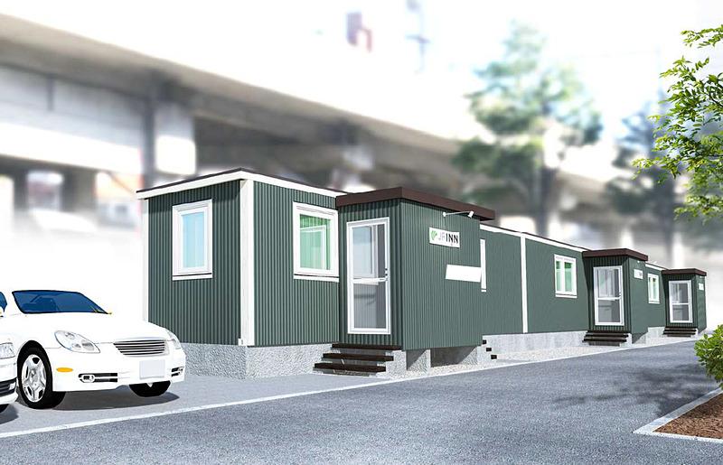 JR Mobile Innの外観イメージ