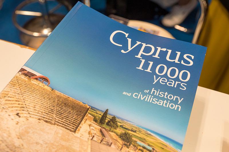 現在進行形で古い遺物・遺構が発見されているキプロス