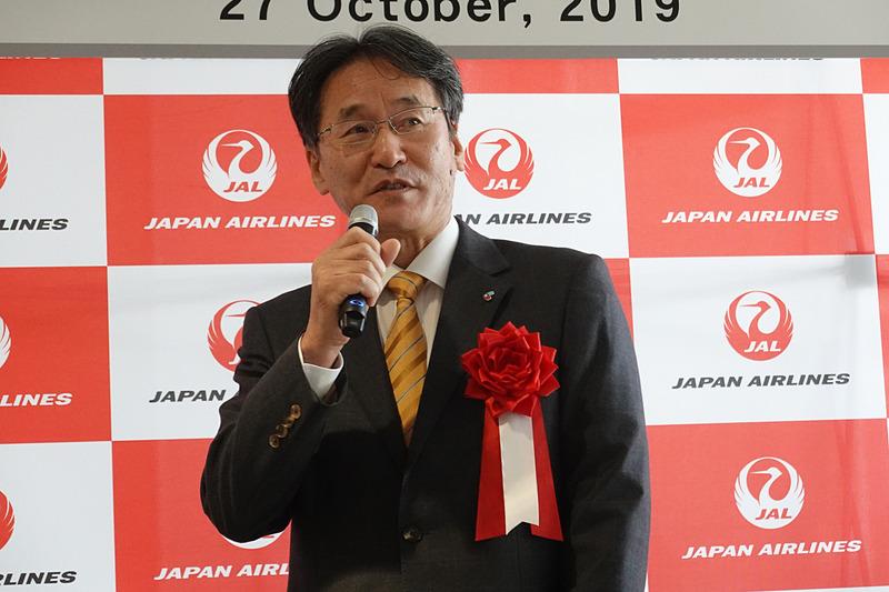 一人の航空機ファンとして語りつつ、静かさについて語った関西エアポート株式会社 常務執行役員伊丹空港本部長 北山博氏