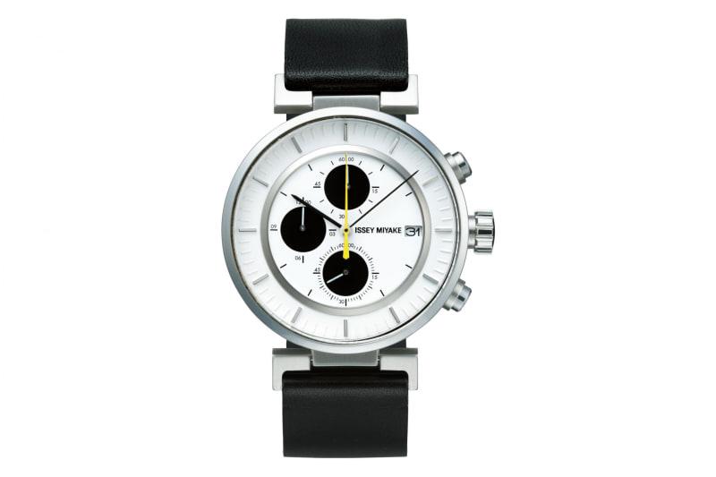 wena wrist leather Chronograph set–ISSEY MIYAKE Edition-