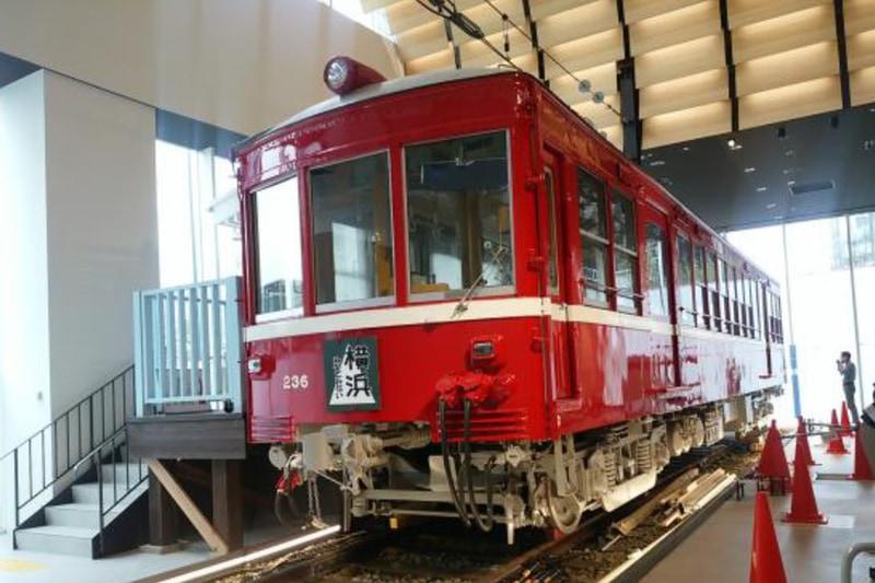 京急ミュージアムには「京急デハ230形」を展示予定