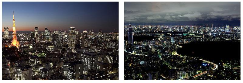 首都高の夜景動画をANA国内線の機内ビデオプログラムで提供