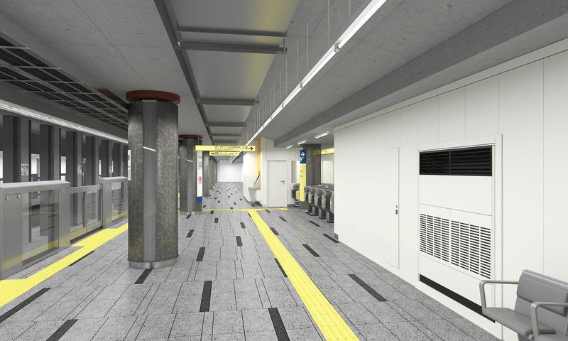 日比谷線「虎ノ門ヒルズ駅」の開業日は2020年6月6日に決定した