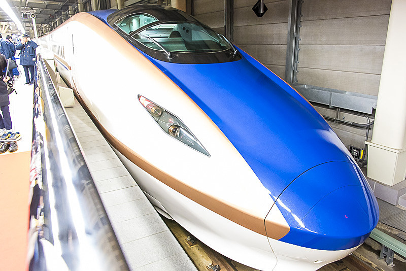 JR東日本は北陸新幹線の東京~金沢間の直通運転本数を100%にする