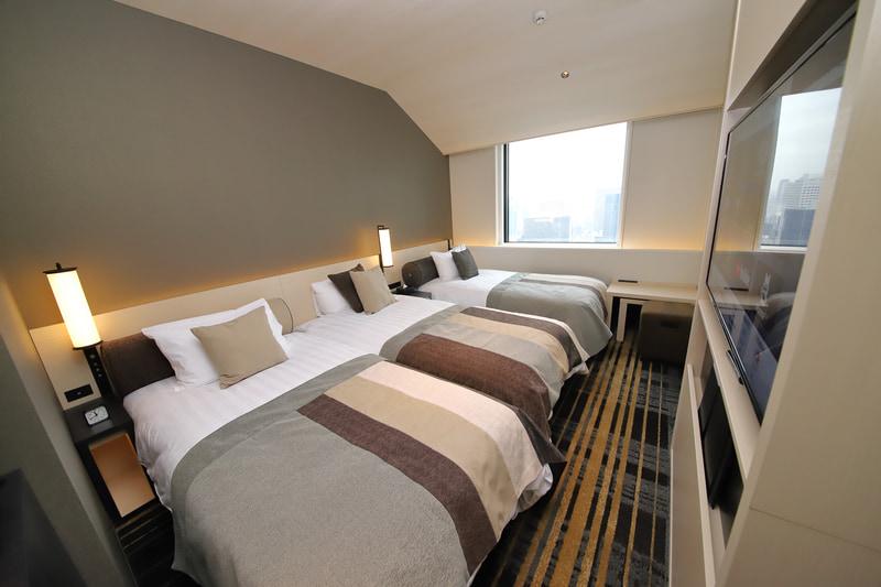 阪急阪神ホテルズは「ホテル阪急レスパイア大阪」を11月27日に開業した