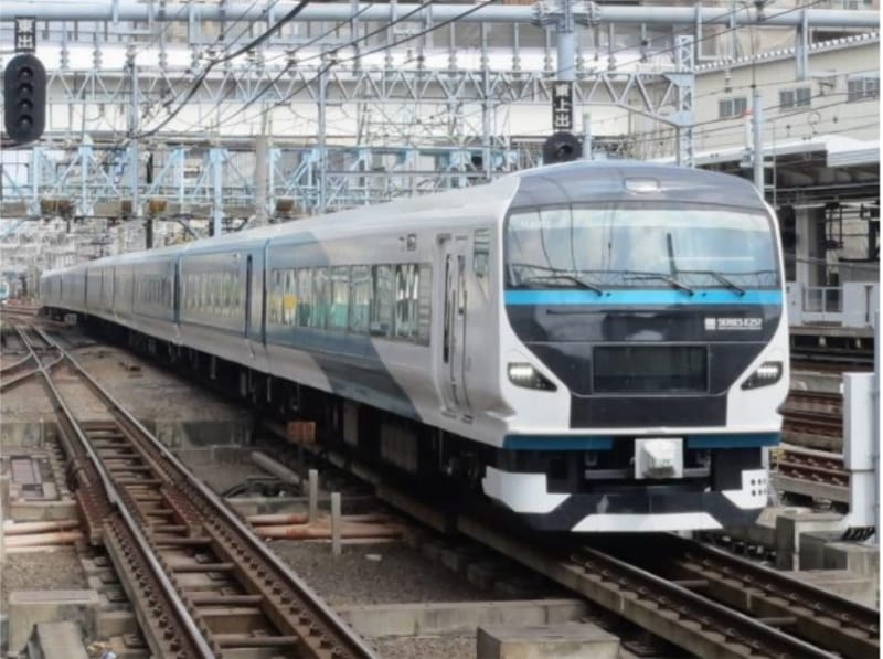 JR東日本は特急「スーパービュー踊り子」と「踊り子」の車両をリニューアルしたE257系にして2020年春から順次投入する