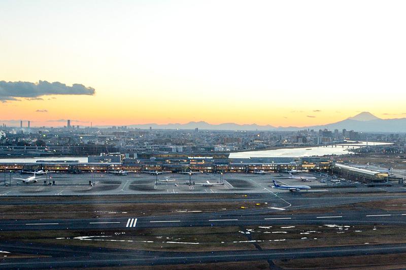 羽田空港は国際線ターミナルの140番台搭乗口を2か所新設。12月5日に供用を開始した