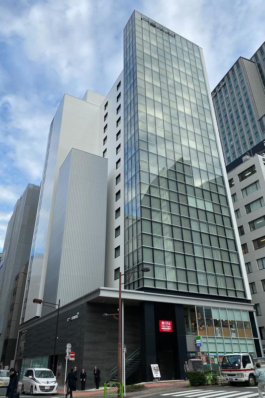 阪急阪神ホテルズが「レムプラス銀座」を開業した