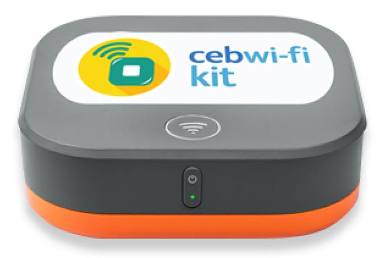 セブ・パシフィック航空は、モバイルWi-Fiルーターの貸し出しサービス「CEB Wi-Fiキット(セブ・ワイファイ・キット)」を開始した