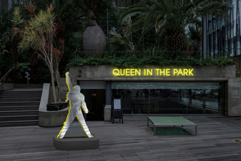 空間音響技術「Sonic Surf VR」や影を使った「Fragment Shadow」などを行なう