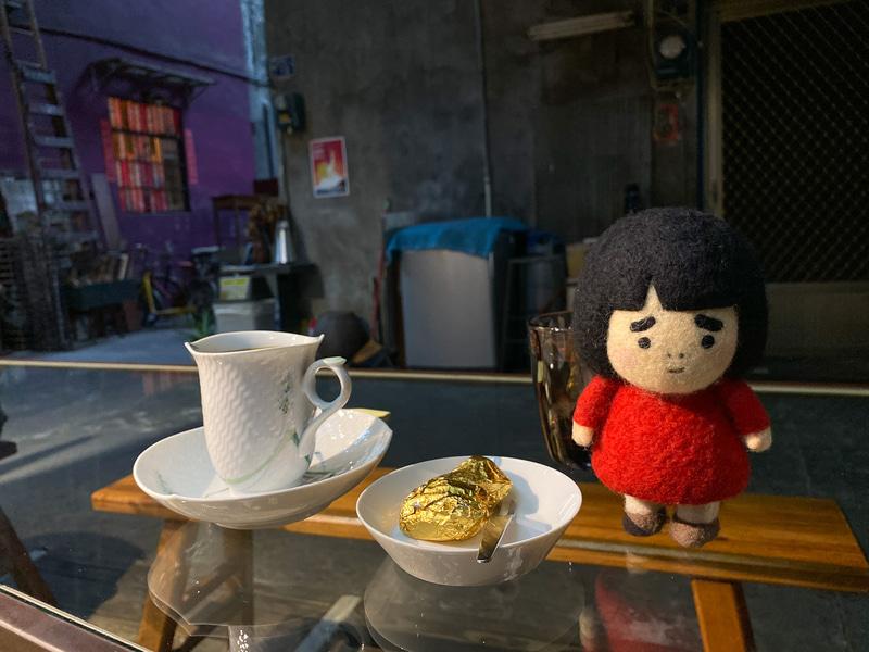 コーヒー美味しかったです。とてもよい思い出