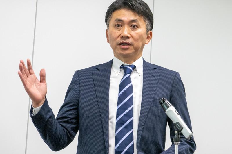 三井住友カード株式会社 常務執行役員 マーケティング本部長 神野雅夫氏