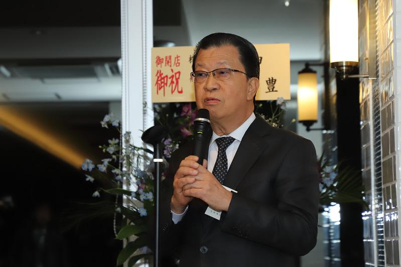 「日本経済はまだ不安定だがホテル産業は成長分野。レジャー産業のような一過性のものではなく将来性がある」と話す、株式会社日企設計 代表取締役社長 玉岡順石氏