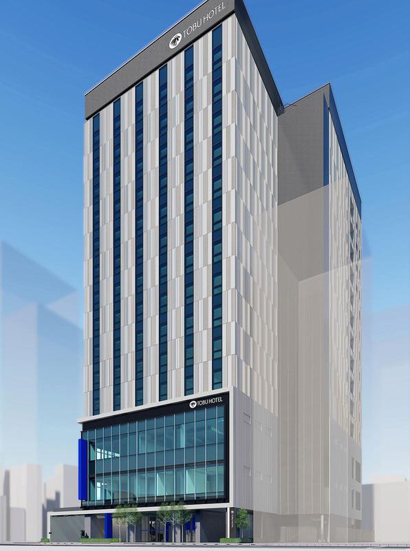「浅草東武ホテル」を7月22日に開業する