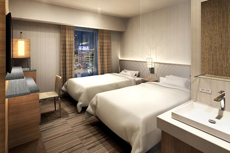 浅草東武ホテルの客室イメージ