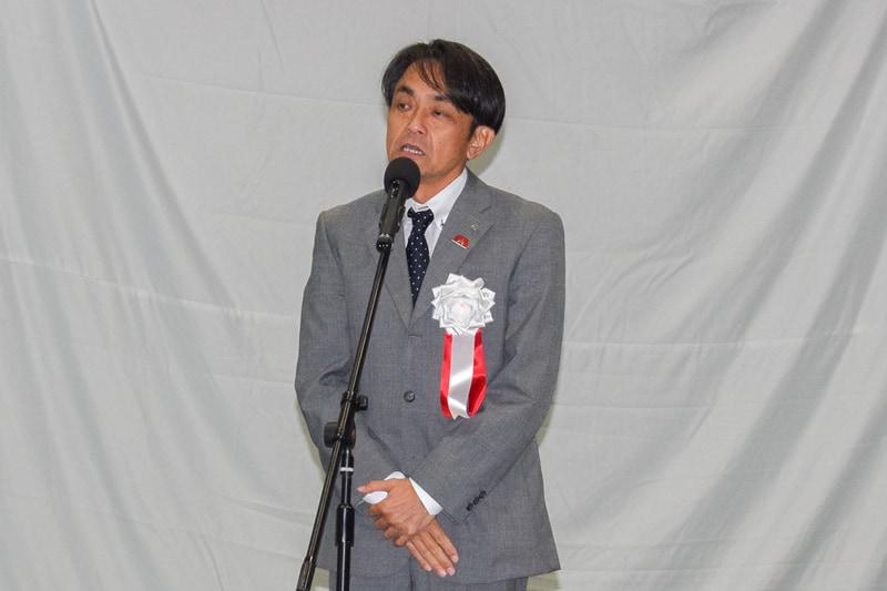日本トランスオーシャン航空株式会社 代表取締役 青木紀将氏